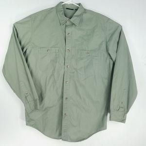 Patagonia Mens Size Large Shirt 100% Cotton